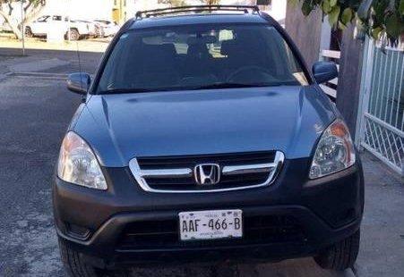 Honda CR-V impecable en Aguascalientes más barato imposible