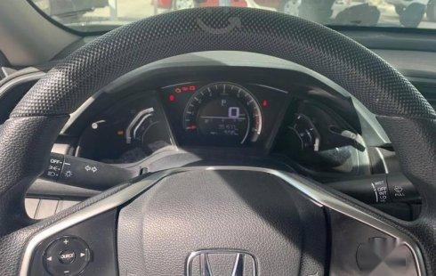 Quiero vender inmediatamente mi auto Honda Civic 2016 muy bien cuidado