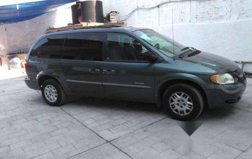 Se vende urgemente Chrysler Voyager 2002 Automático en Cuautitlán Izcalli