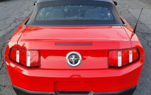 Ford Mustang usado en Iztacalco