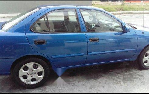 Urge!! Un excelente Nissan Sentra 2004 Manual vendido a un precio increíblemente barato en San Nicolás de los Garza