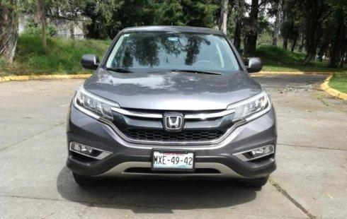 Se vende un Honda CR-V 2016 por cuestiones económicas