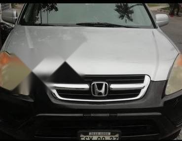Quiero vender inmediatamente mi auto Honda CR-V 2003 muy bien cuidado