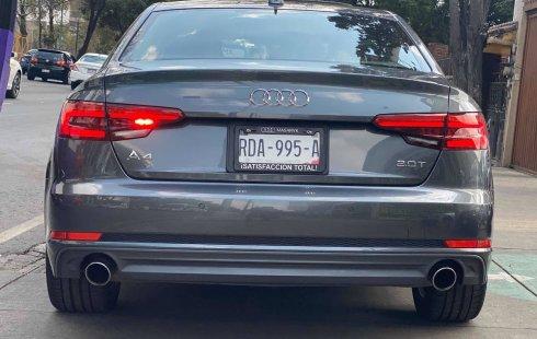Audi A4 2017 barato en Coyoacán