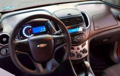 Chevrolet Trax 2015 barato en Benito Juárez