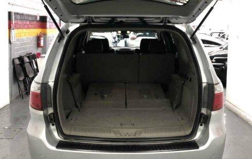 Tengo que vender mi querido Dodge Durango 2012