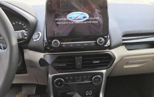 Se vende urgemente Ford EcoSport 2020 Automático en Zapopan