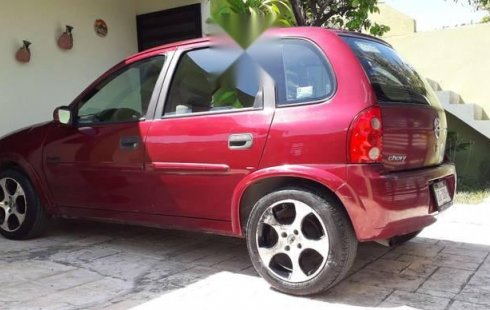 Quiero vender inmediatamente mi auto Chevrolet Chevy 2007 muy bien cuidado