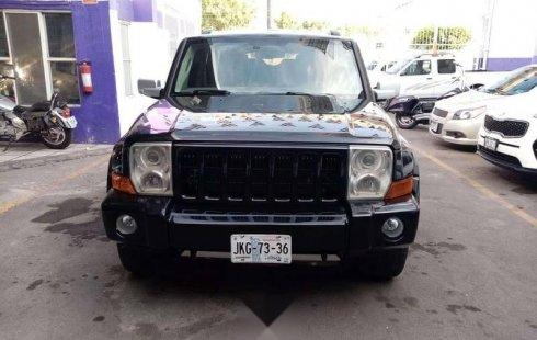 Jeep Commander impecable en Guadalajara