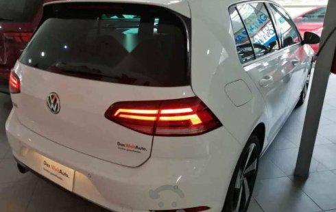 No te pierdas un excelente Volkswagen Golf GTI 2019 Automático en Miguel Hidalgo