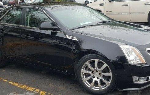 Quiero vender un Cadillac CTS usado