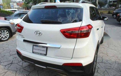 Carro Hyundai Creta 2018 en buen estadode único propietario en excelente estado