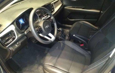 Quiero vender urgentemente mi auto Kia Rio 2019 muy bien estado