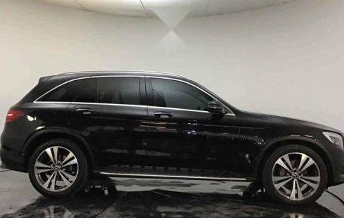 No te pierdas un excelente Mercedes-Benz Clase GLC 2018 Automático en Lerma