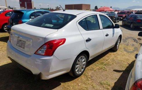 Urge!! Vendo excelente Nissan Versa 2018 Manual en en Cuauhtémoc