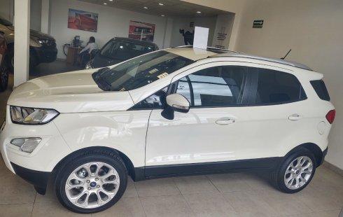 Se vende urgemente Ford EcoSport 2020 Automático en Zumpango