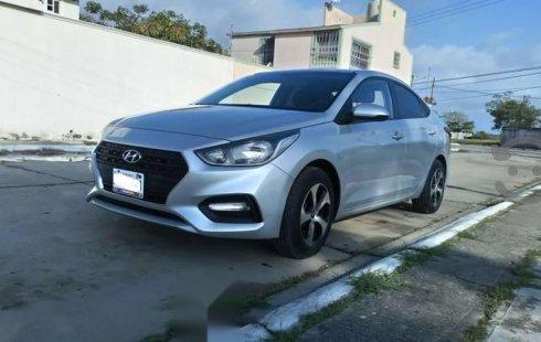Un excelente Hyundai Accent 2018 está en la venta