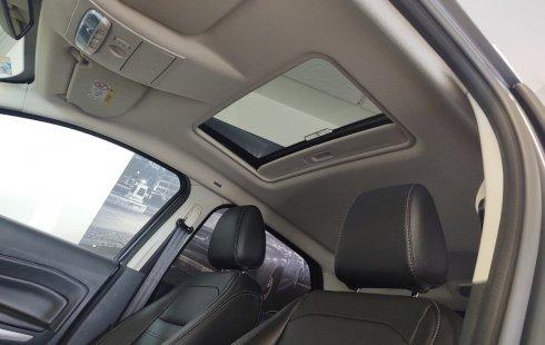 Ford EcoSport 2019 barato en Zumpango