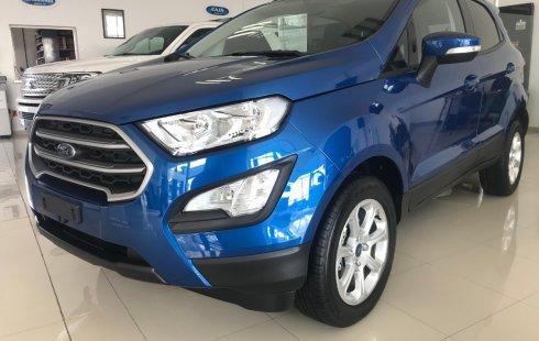 Quiero vender cuanto antes posible un Ford EcoSport 2020