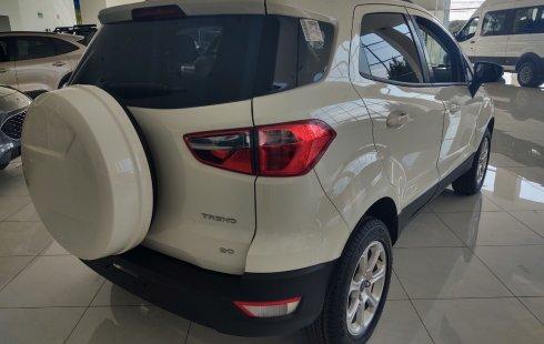Auto usado Ford EcoSport 2020 a un precio increíblemente barato