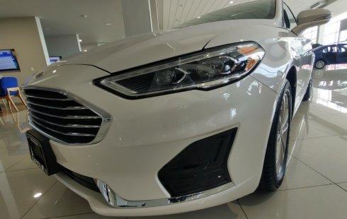 Se vende un Ford Fusion 2020 por cuestiones económicas