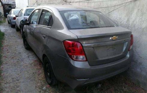 Chevrolet Beat 2018 barato en Puebla