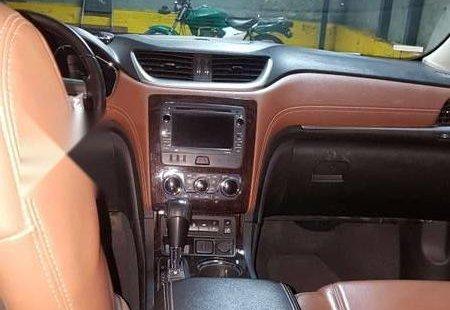En venta un Chevrolet Traverse 2015 Automático muy bien cuidado