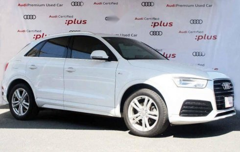 Urge!! Un excelente Audi Q3 2017 Automático vendido a un precio increíblemente barato en Metepec