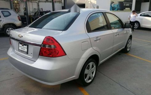 En venta carro Chevrolet Aveo 2012 en excelente estado