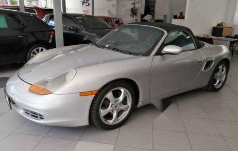Carro Porsche Boxster 2001 en buen estadode único propietario en excelente estado