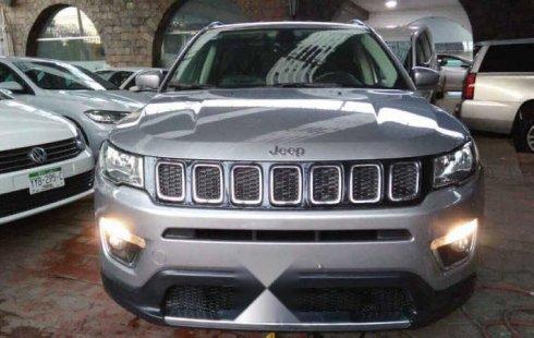 Jeep Compass impecable en Gustavo A. Madero más barato imposible