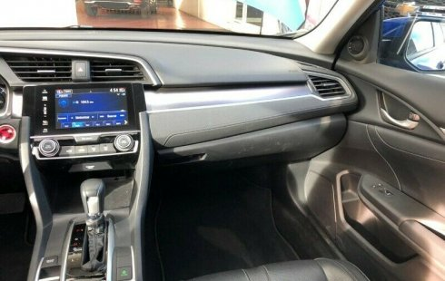 Carro Honda Civic 2018 en buen estadode único propietario en excelente estado