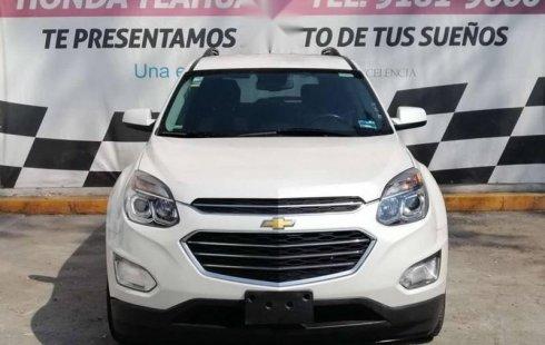 Vendo un carro Chevrolet Equinox 2017 excelente, llámama para verlo
