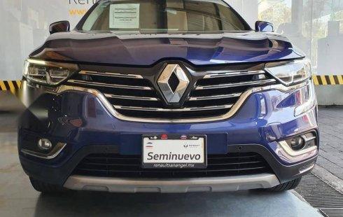 Renault Koleos impecable en Álvaro Obregón