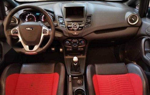 Se vende un Ford Fiesta 2017 por cuestiones económicas