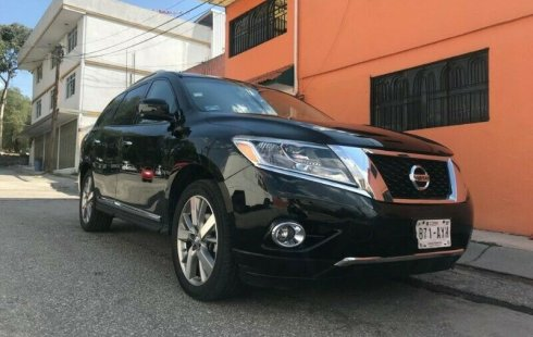 Nissan Pathfinder 2014 barato en México State