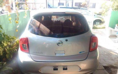 Nissan March 2014 en Zapopan