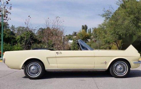 Ford Mustang 1966 usado