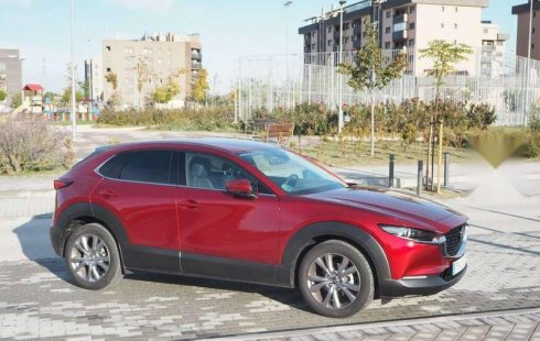 Mazda CX-30 precio muy asequible