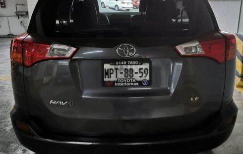 Auto usado Toyota RAV4 2013 a un precio increíblemente barato