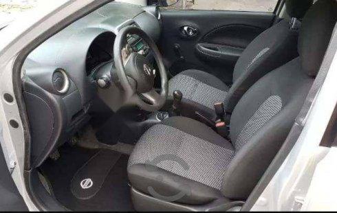 Quiero vender cuanto antes posible un Nissan March 2016