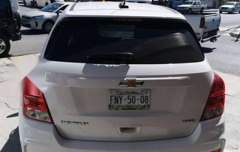 Se pone en venta un Chevrolet Trax