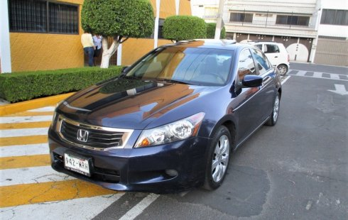 Honda Accord EXL 4 CIL 2009
