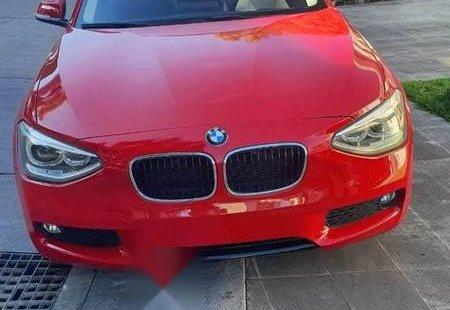 Un BMW Serie 1 2014 impecable te está esperando