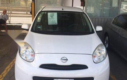 En venta un Nissan March 2013 Automático en excelente condición