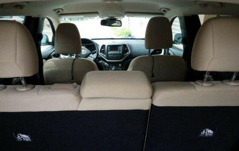 Jeep Cherokee precio muy asequible