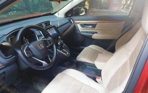 Urge!! Vendo excelente Honda CR-V 2017 Automático en en Cuajimalpa de Morelos