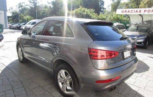 Tengo que vender mi querido Audi Q3 2014