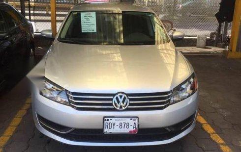 Volkswagen Passat usado en Miguel Hidalgo