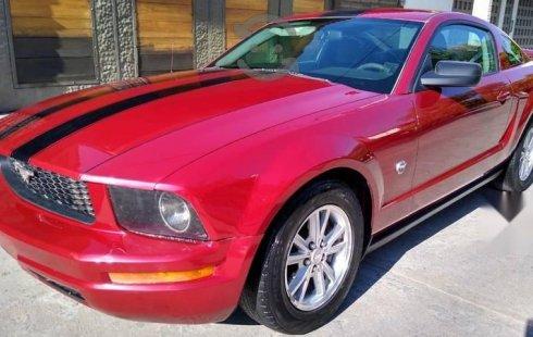 Quiero vender urgentemente mi auto Ford Mustang 2009 muy bien estado